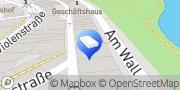 Karte Dr. Monnerjahn und Hirt Rechtsanwälte und Notar Bremen, Deutschland