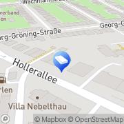 Karte eto Personalmarketing GmbH Bremen, Deutschland