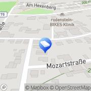 Karte Kaczkowski Fliesen-Platten- Mosaikleger Fränkisch-Crumbach, Deutschland