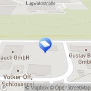Karte Manfred Gammert Solar - Sanitär - Heizung Mühlacker, Deutschland