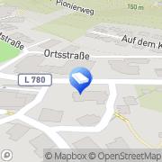Karte Kölling-projekt-detering & Sonntag Porta Westfalica, Deutschland