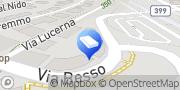 Map EL MAFROUHI SA Lugano, Switzerland