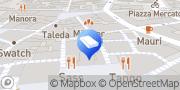 Map Ursula Lugano, Switzerland