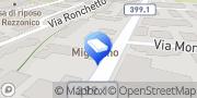 Map CS Multi-Edil Sagl Lugano, Switzerland