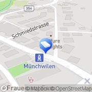 Karte Russo & Partner GmbH Münchwilen, Schweiz