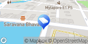Map Wedding Aaha Chennai, India