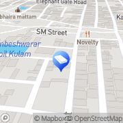 Map Venus Home Appliances Chennai, India