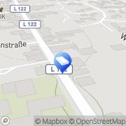 Karte Bestattungen Jessica Franzke e.K. Gnarrenburg, Deutschland