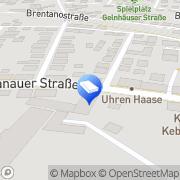 Karte Pintsch Christian, Sachse-Pintsch Heidi , Steigerwald-Weber Sabine Alzenau in Unterfranken, Deutschland