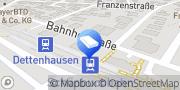 Karte BVS Immobilien GmbH Dettenhausen, Deutschland
