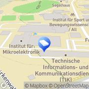 Karte Polymath Analog, TGU der TTI - GmbH Stuttgart, Deutschland
