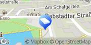 Karte Notar Mücke Bad Rappenau, Deutschland