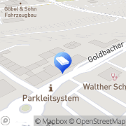 Karte Aschaffenburger Hausmeister- u. Montageservice Sezgin Demir Aschaffenburg, Deutschland