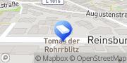 Karte Tomas der Rohrblitz Rohrreinigung Rohrsanierung Stuttgart, Deutschland