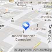 Karte Birgit Unterweger Stuttgart, Deutschland