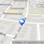Karte Rudolf Geburtig Rechtsanwalt Kornwestheim, Deutschland