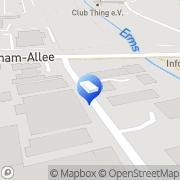 Karte Eitel Fliesenleger GmbH Metzingen, Deutschland