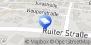 Karte Kfz-Sachverständigenbüro Esslingen Yigit UG ( haftungsbeschränkt ) Esslingen am Neckar, Deutschland