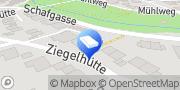 Karte AVO Aktenvernichtung Vor Ort Neuenstadt am Kocher, Deutschland
