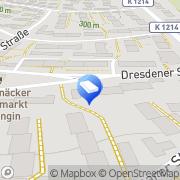 Karte Jessica Lisa Eckert Esslingen am Neckar, Deutschland