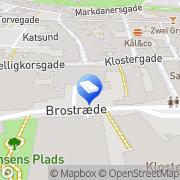 Kort Ladings Gardiner Kolding, Danmark