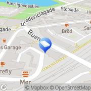 Kort Freelancekonsulenterne Aps Kolding, Danmark