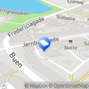 Kort PersonaleBørsen Kolding, Danmark