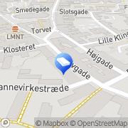 Kort Livingweb (Brita Starcke) Haderslev, Danmark