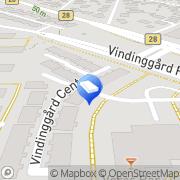 Kort Ringvejens Kiosk I/S Vejle, Danmark