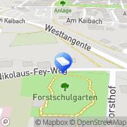 Karte Immobilien Geisler Lohr, Deutschland