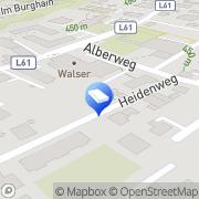 Karte H2S Atelier für Architektur ZT Feldkirch, Österreich