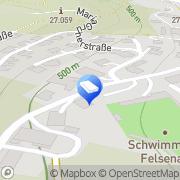 Carte de Muther & Partner Feldkirch, France