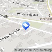Karte WELE Schlosserei Werner Lever Rankweil, Österreich