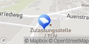 Karte TÜV SÜD Service-Center Lindau-Reutin Lindau (Bodensee), Deutschland