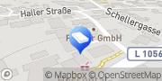 Karte Orizon Schwäbisch Hall, Deutschland