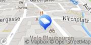 Karte Radio Sunray-FM Blaubeuren, Deutschland