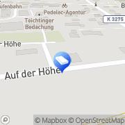 Karte Zolynski Bauflaschnerei GmbH Schwäbisch Gmünd, Deutschland