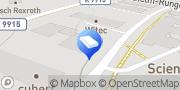 Karte CANCOM GmbH Ulm, Deutschland
