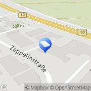 Karte Walser Schreinerei Innenausbau Dornstadt, Deutschland