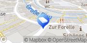 Karte Nothhelfer Immobilien Ulm, Deutschland
