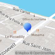 Carte de I.V.L. S.A. - Imprimerie du Val de Loire Saumur, France