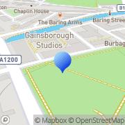Map International House Hoxton, United Kingdom