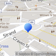 Map Londent Oral Care London, United Kingdom