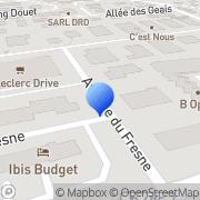 Carte de G.L.S. S.A.R.L. - Garantie Label Services Bretteville-sur-Odon, France
