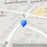 Carte de Banque Populaire Centre Atlantique Chauray, France