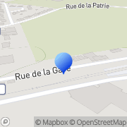 Carte de Fleury Michon Charcuterie S.A. Pouzauges, France