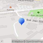 Carte de Greta du Choletais Cholet, France