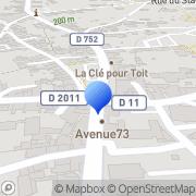 Carte de Avi Bocage S.A. Les Epesses, France