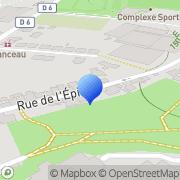 Carte de Euratlantic S.A. La Verrie, France