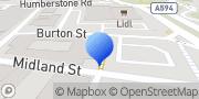 Map ImageNova Leicester, United Kingdom